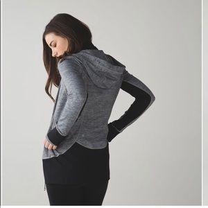Lululemon Daily Practice Jacket size 4